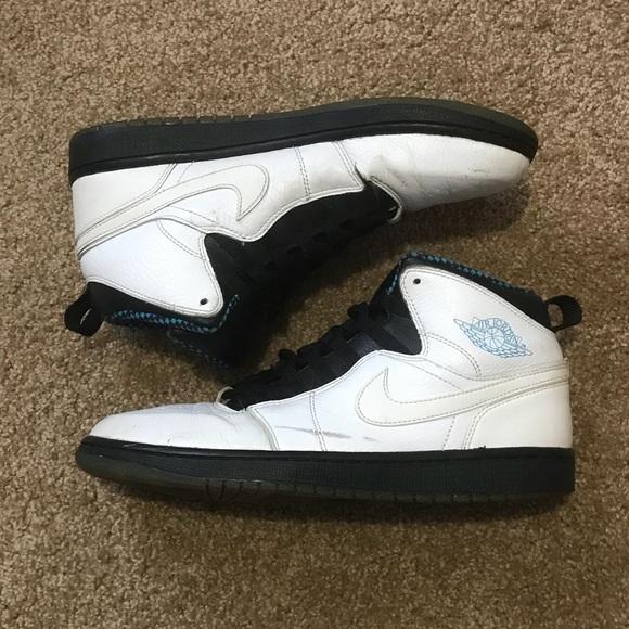 94 Powder Blue White Jordan 631733 Retro Nike Aj1 N0Owvm8n